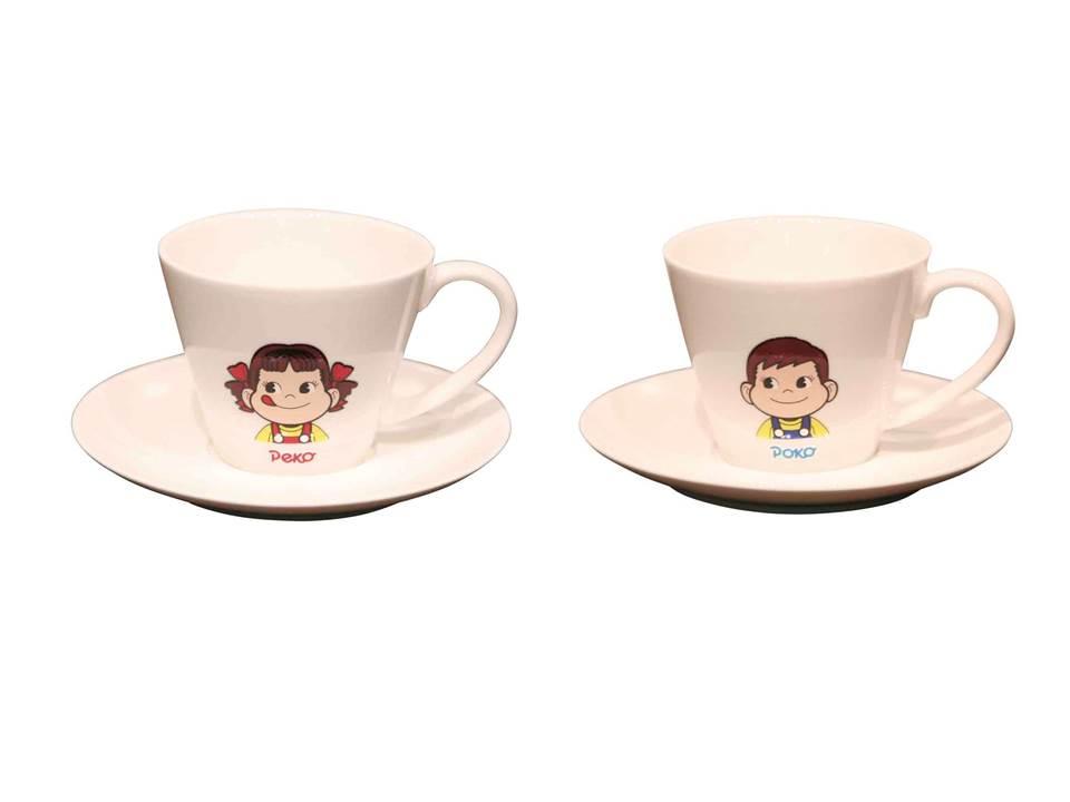 既製品のコーヒーカップに印刷